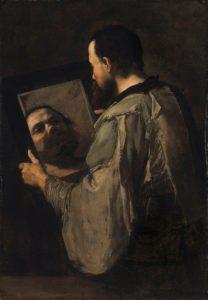 pintura espejo