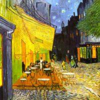 Terraza de café por la noche – Vicent Van Gogh