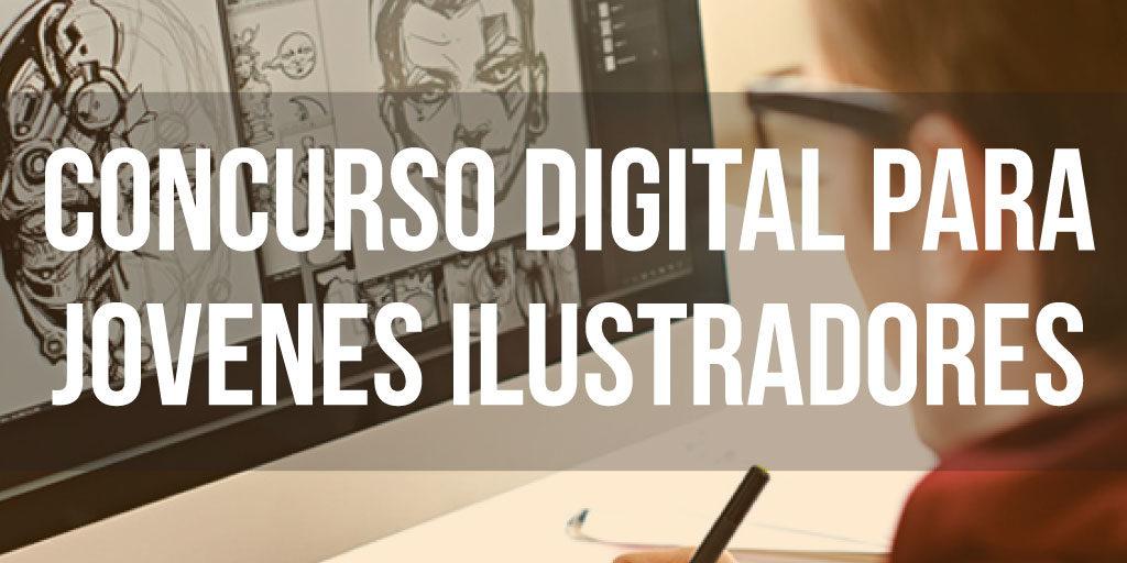 Concurso Digital para Jovenes Ilustradores
